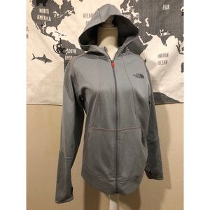 North Face Athletes Hooded Jacket